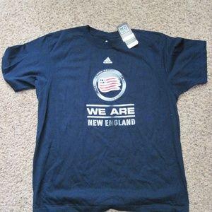 Men's Adidas New England Revolution Soccer Shirt